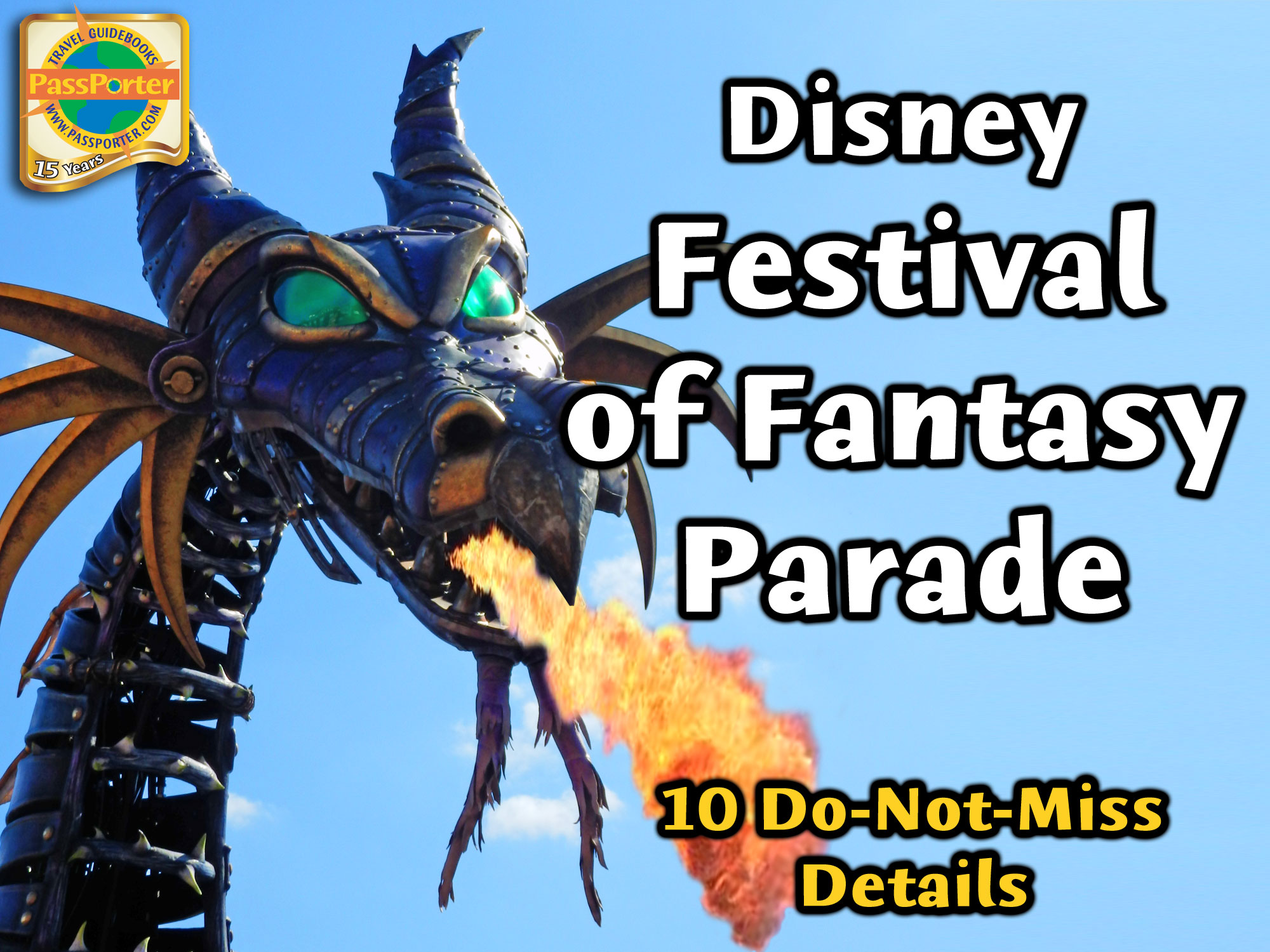 Photo illustrating Festival-Of-Fantasy-Parade